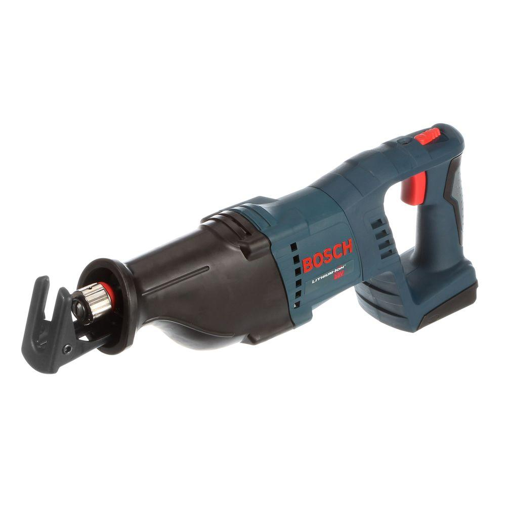 Bosch CRS180BL 18-Volt Lithium-Ion Reciprocating Saw