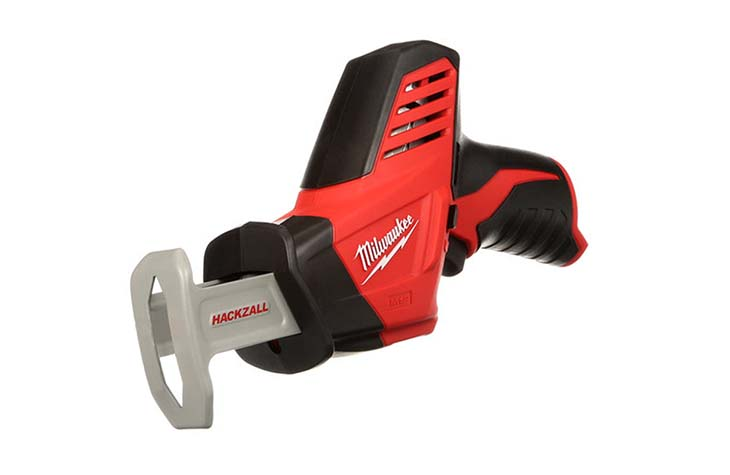 Milwaukee 2420 20 12 Hackzall Saw
