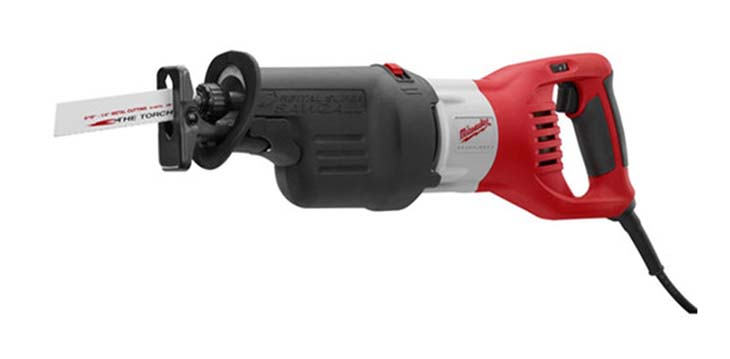 Milwaukee 6538 21 15.0 Amp Sawzall