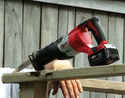 Milwaukee 2620-20 M18 18-Volt Sawzall-84