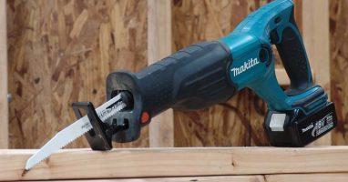 Makita BJR182Z 18-Volt Cordless Reciprocating Saw Review