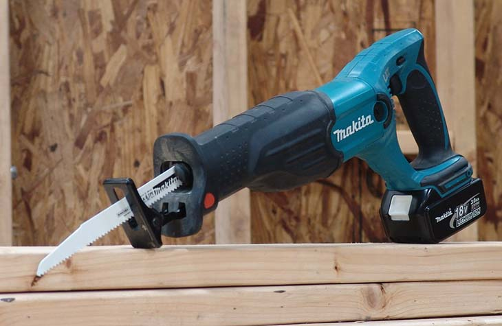 Makita BJR182z 18-volt Cordless Reciprocating Saw