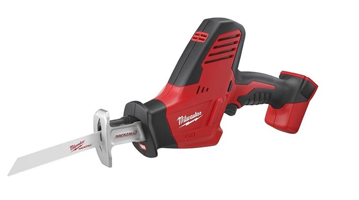 Milwaukee 2625 20 Reciprocating Saw