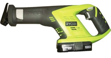 Ryobi P515 ONE plus 18V Cordless Lithium-Ion Reciprocating Saw Review