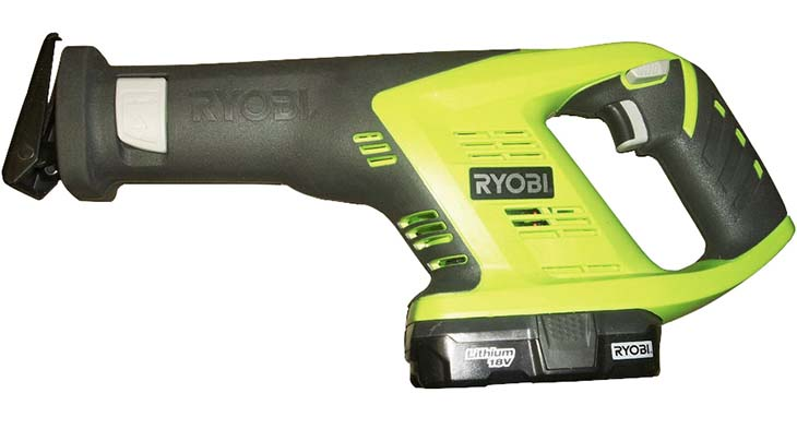 Ryobi P515 ONE plus Reciprocating Saw