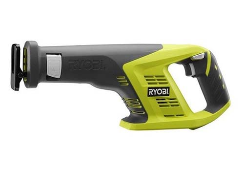 Ryobi P515 ONE Plus 18V cordless lithium-ion reciprocating saw