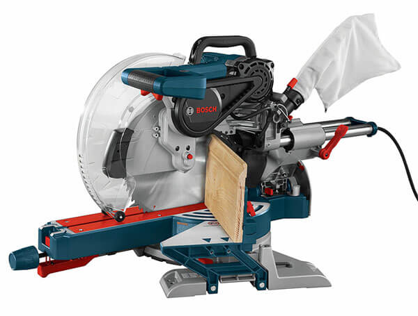 Bosch CM12SD Dual Bevel Slide Miter Saw