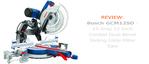 Bosch GCM12SD Dual Bevel Slide Miter Saw