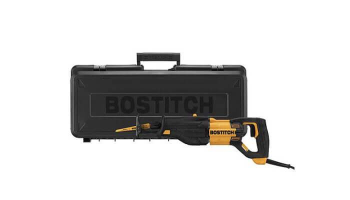 BOSTITCH BTE360K 8.5-Amp Orbital Reciprocating Saw