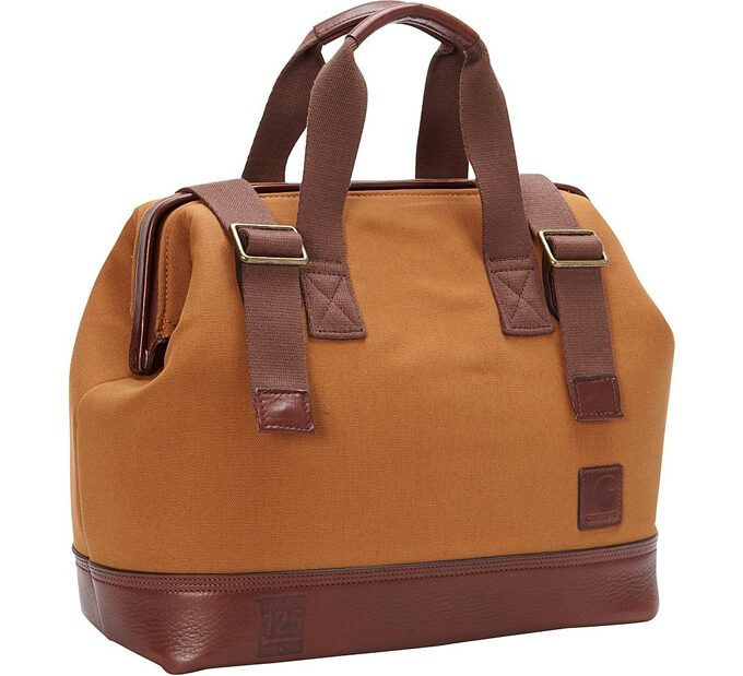 Carhartt Limited Edition- Made in the USA Tool Bag, Carhartt Brown 01