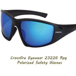 Crossfire Eyewear 23226 Rpg Safety Glasses