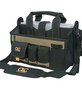 Custom Leather craft 15 Pocket 16 in