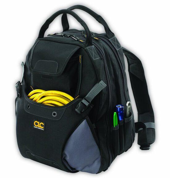 Custom Leathercraft 1134 Tool Backpack 01