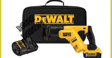 DEWALT DCS387P1 20-volt MAX Lithium Ion Compact Reciprocating Saw Review