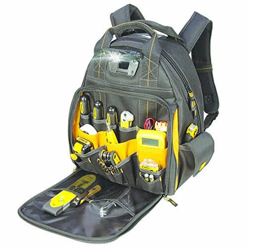 DEWALT DGL523 Backpack Bag 02