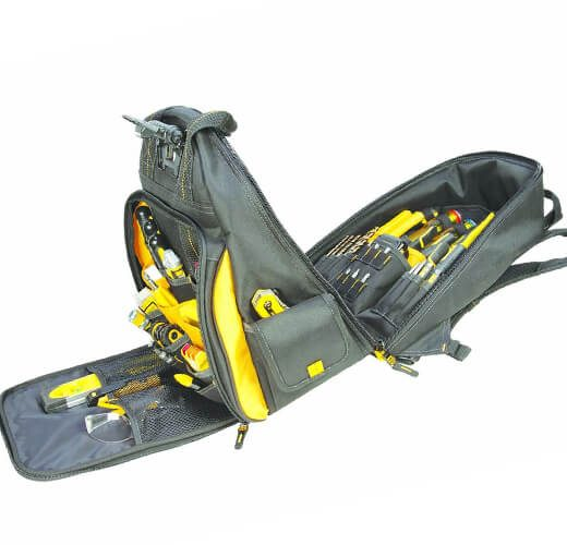 DEWALT DGL523 Lighted Tool Backpack Bag 03