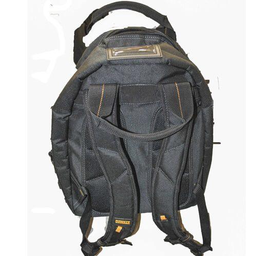 DEWALT DGL523 Lighted Tool Backpack Bag 04