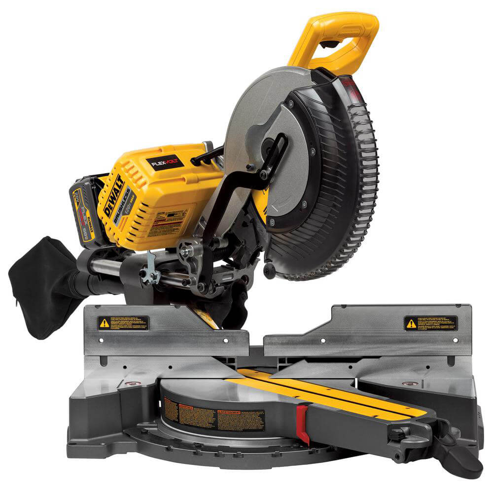 Review of DEWALT DHS790AT2 FLEXVOLT Compound Miter Saw