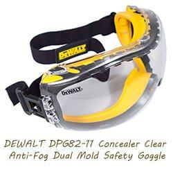 DEWALT DPG82-11 Safety Goggle
