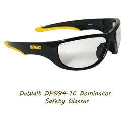 DeWalt DPG94-1C Safety Glasses
