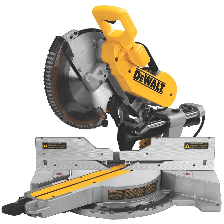 DEWALT DWS780 Sliding Compound Miter Saw