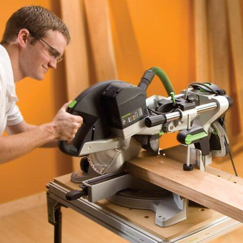 review of festool kapex ks 120 sliding compound miter saw. Black Bedroom Furniture Sets. Home Design Ideas