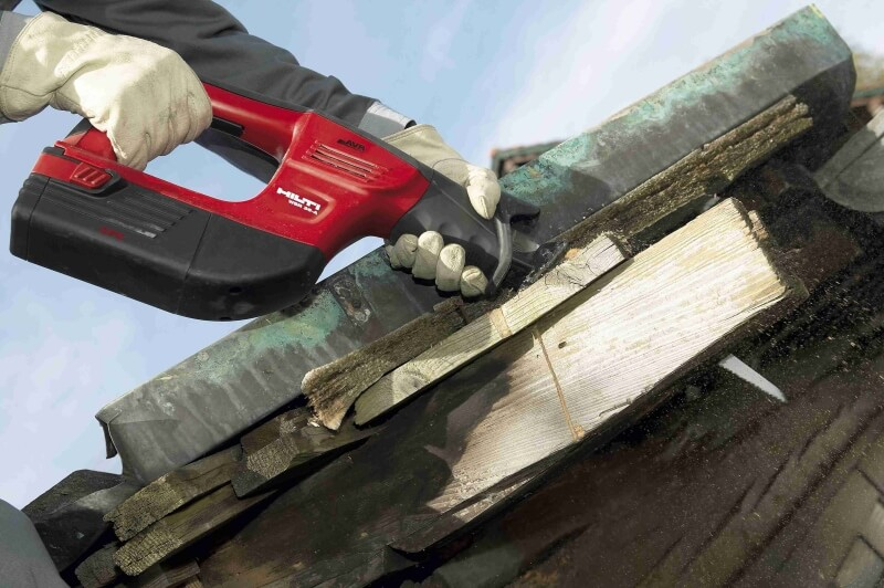 Hilti WSR 36-A Cordless Reciprocating Saw 03