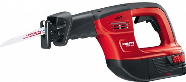 Hilti WSR 36-A Cordless Reciprocating Saw 05