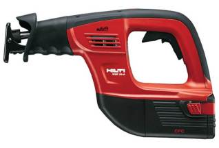 Hilti WSR 36-A Cordless Reciprocating Saw 3.9Ah Kit