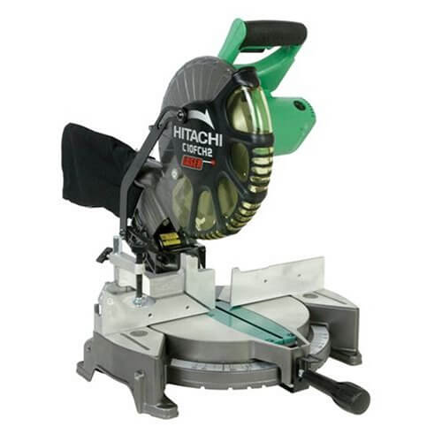 Hitachi C10FCH2 15 Amp Miter Saw