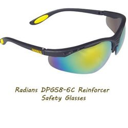 Radians DPG58-6C Safety Glasses