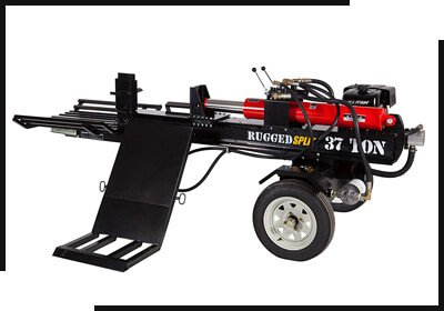 Rugged Made Log Splitter Carpet Vidalondon