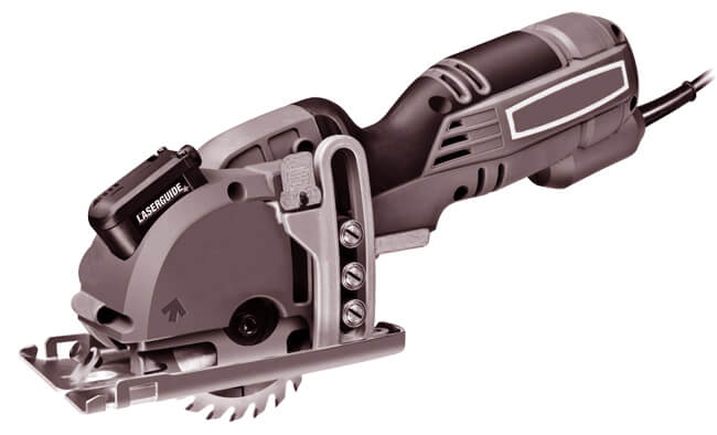 small sidewinder circular saw