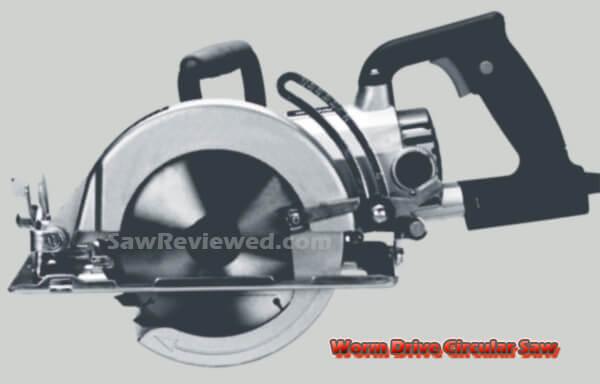 worm drive Circular saw